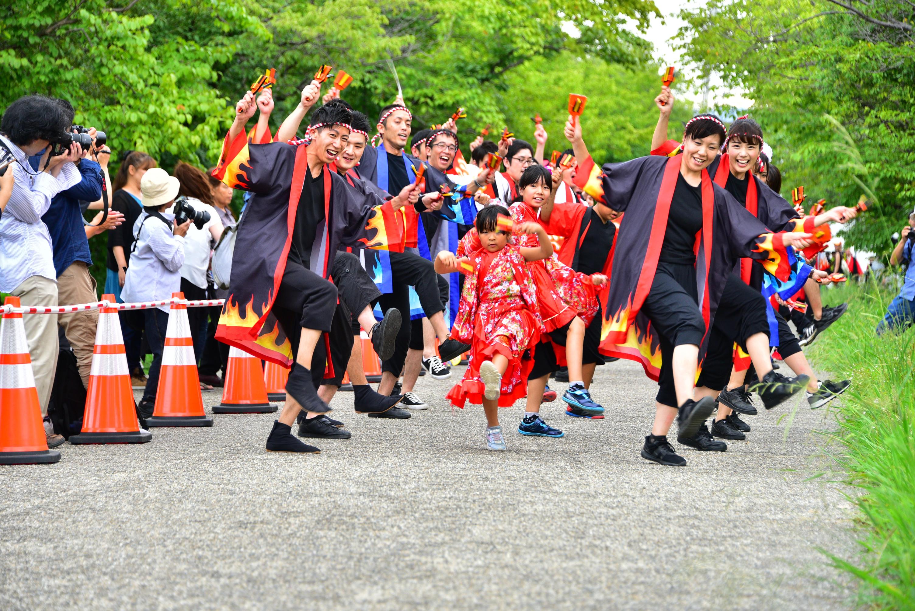 バサラ祭りin天平祭