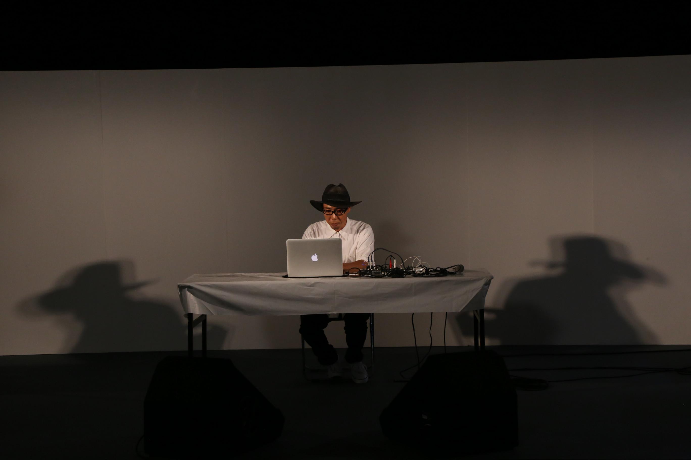 コンピュータ音楽演奏