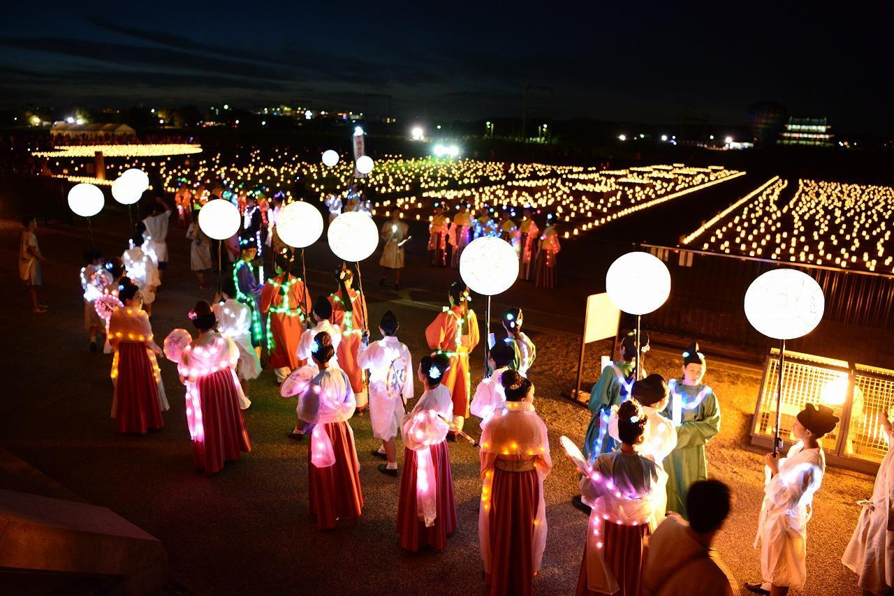 平城京天平祭2018夏終了