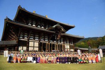 東大寺参詣