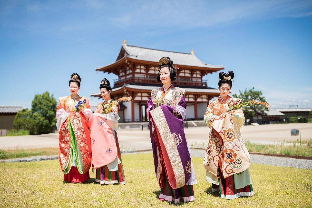 平城京天平祭2018秋