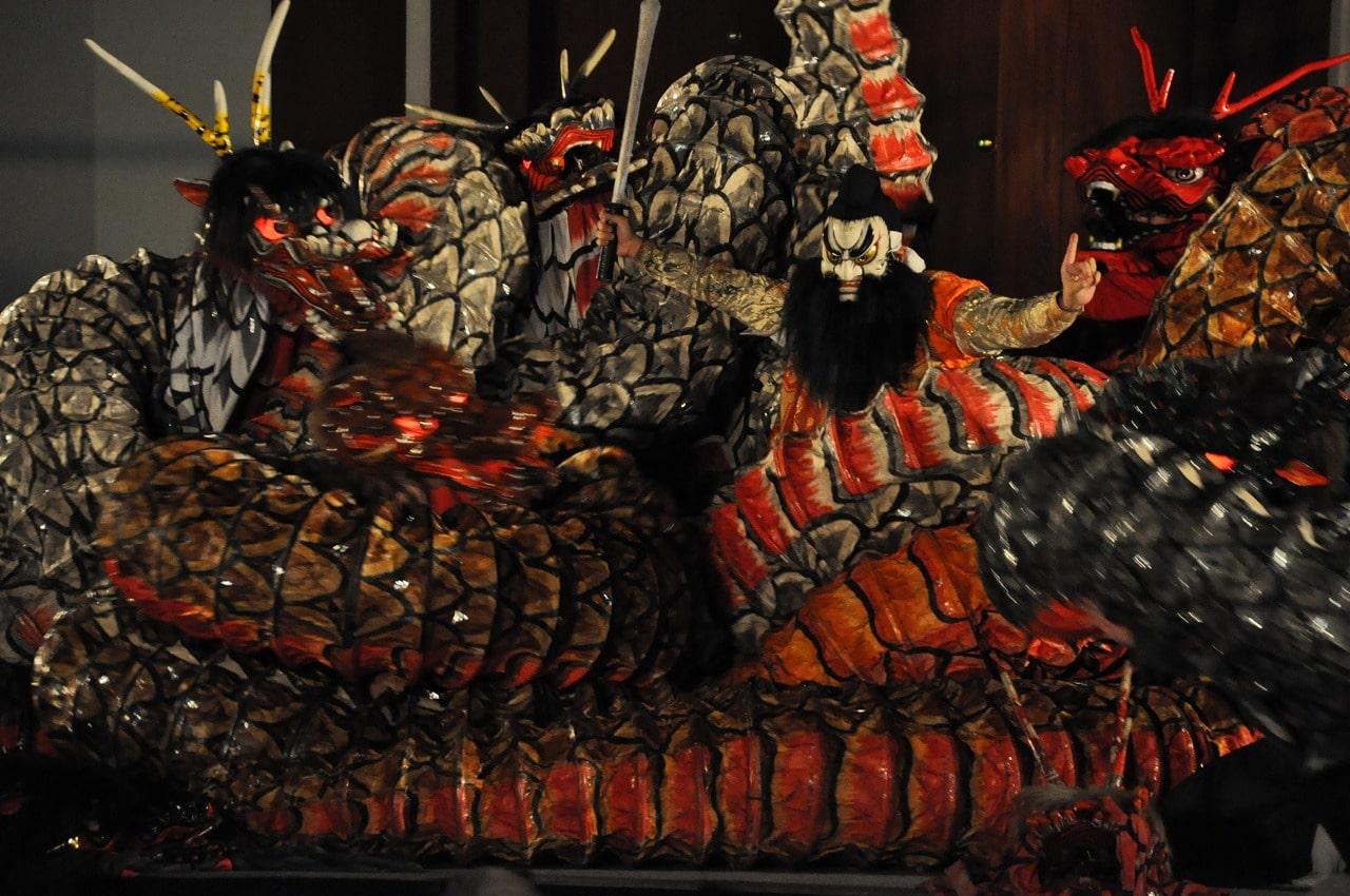 15石見神楽『大蛇』-min