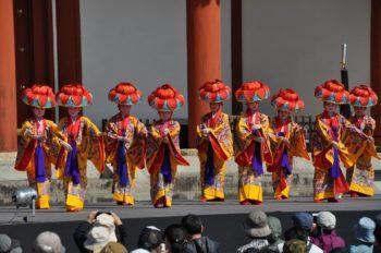 琉球王国の舞踊