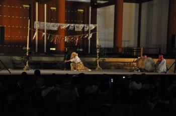高千穂の夜神楽