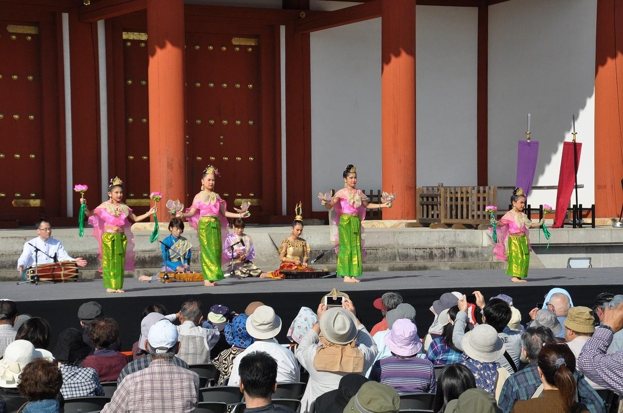 タイ王国の宮廷舞踊
